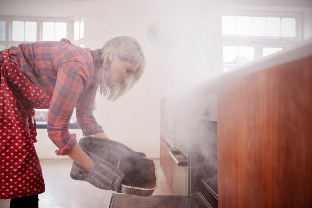 Czyszczenie piekarnika domowymi sposobami