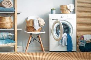Domowe sposoby na czyszenie pralki