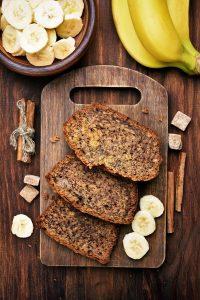 Jak przygotowac chlebek bananowy