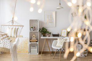 Oświetlenie mieszkania