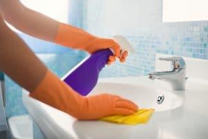 Wskazowki dotyczące czyszczenia fug