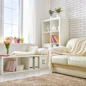 Aranżacja małego salonu