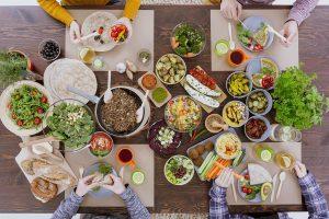 Jak jeść żeby przytyć