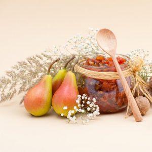 Przepis na dżem z gruszek