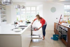 Domowe sposoby czyszczenia zmywarki
