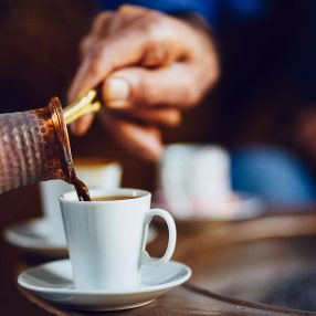 Jak przygotować kawę po turecku