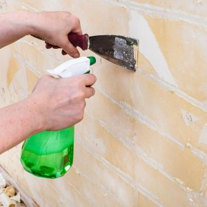 Jak usunąć farbę olejną-ze ściany