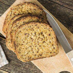 Przepis na chleb bezglutenowy