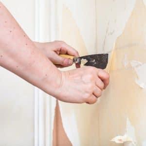 Skuteczny sposob na usunięcie tapety