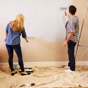 Usuwanie tapety ze ścian