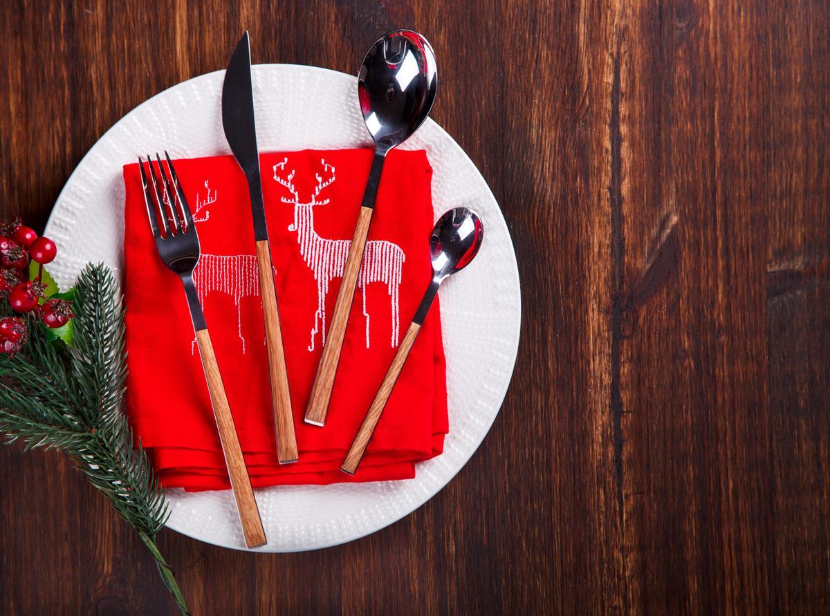 Jak nakryć stół na święta