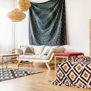 Jak tanio dekorować mieszkanie