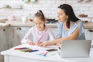 Korepetycje praca w domu