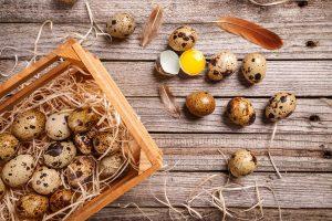 Składniki odżywcze jaja przepiórcze