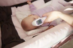Temperatura u noworodka