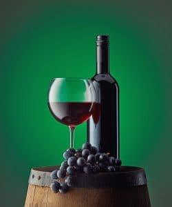 Kieliszki do czerwonego wina