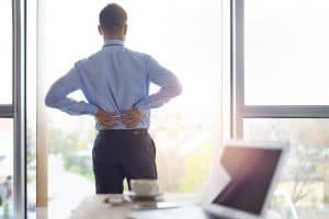 Przyczyny bolących pleców