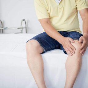 Problemy z kolanami