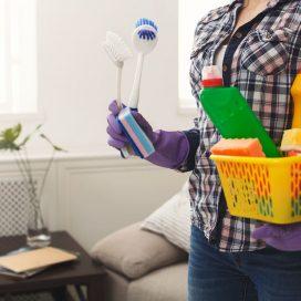 Dezynfekcja mieszkania