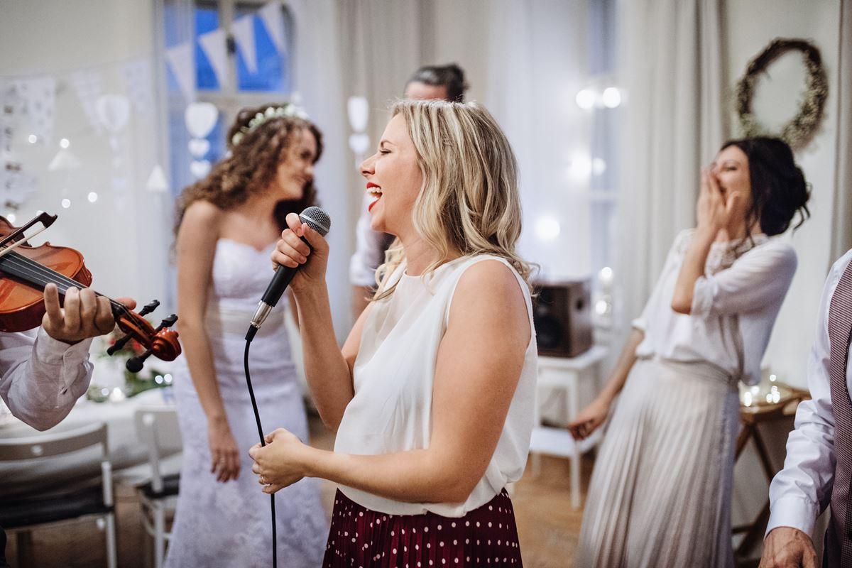 Oczepiny wesele