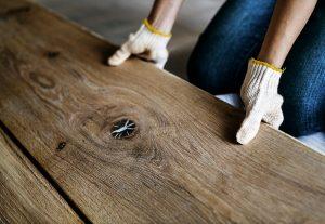 Wady drewnianej podłogi