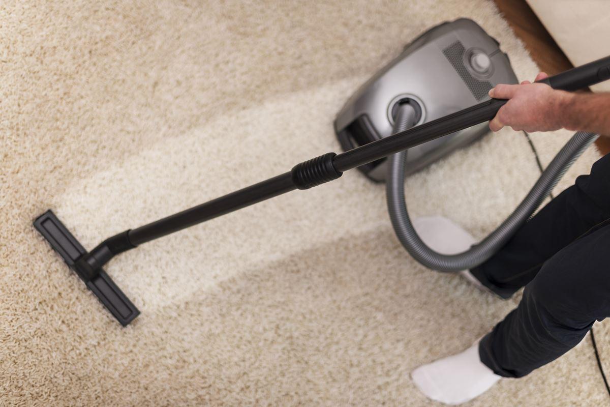 Jak wyczyścić dywan