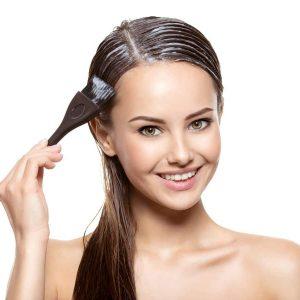 Jak zmyyć farbę do włosów ze skóry