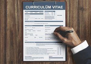 Pisanie CV