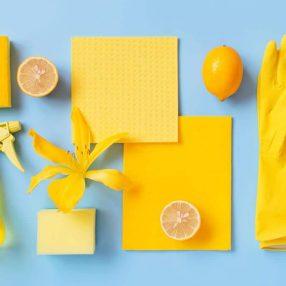 Wykorzystanie cytryny w domu