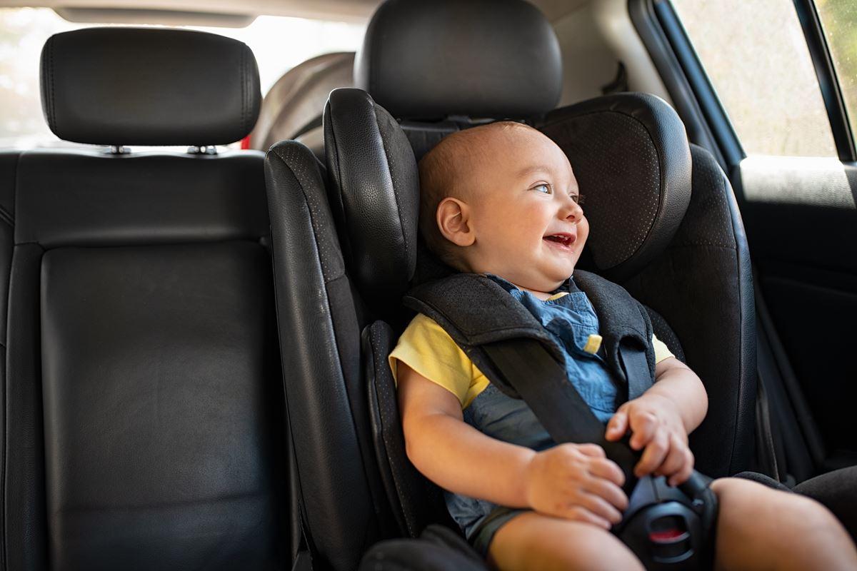 Bezpieczeństwo w podróży dziecka