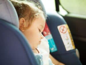 Bezpieczny transport dziecka