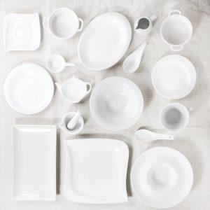 Jak myć porcelanę
