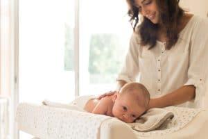 Krem do pielęgnacji skóry dziecka