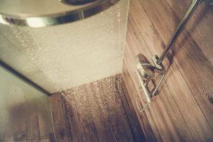 Słuchawka prysznicowa czyszczenie
