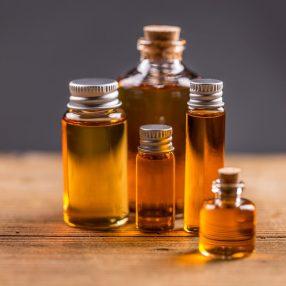 Olej z nasion marchwi