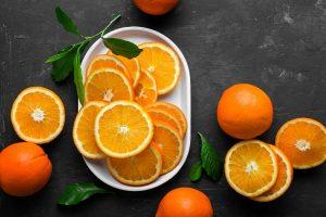 Nawadnienie organizmu pomarancza