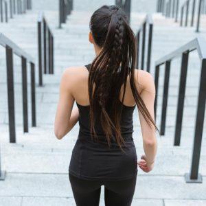 Jak ćwiczyć na schodach