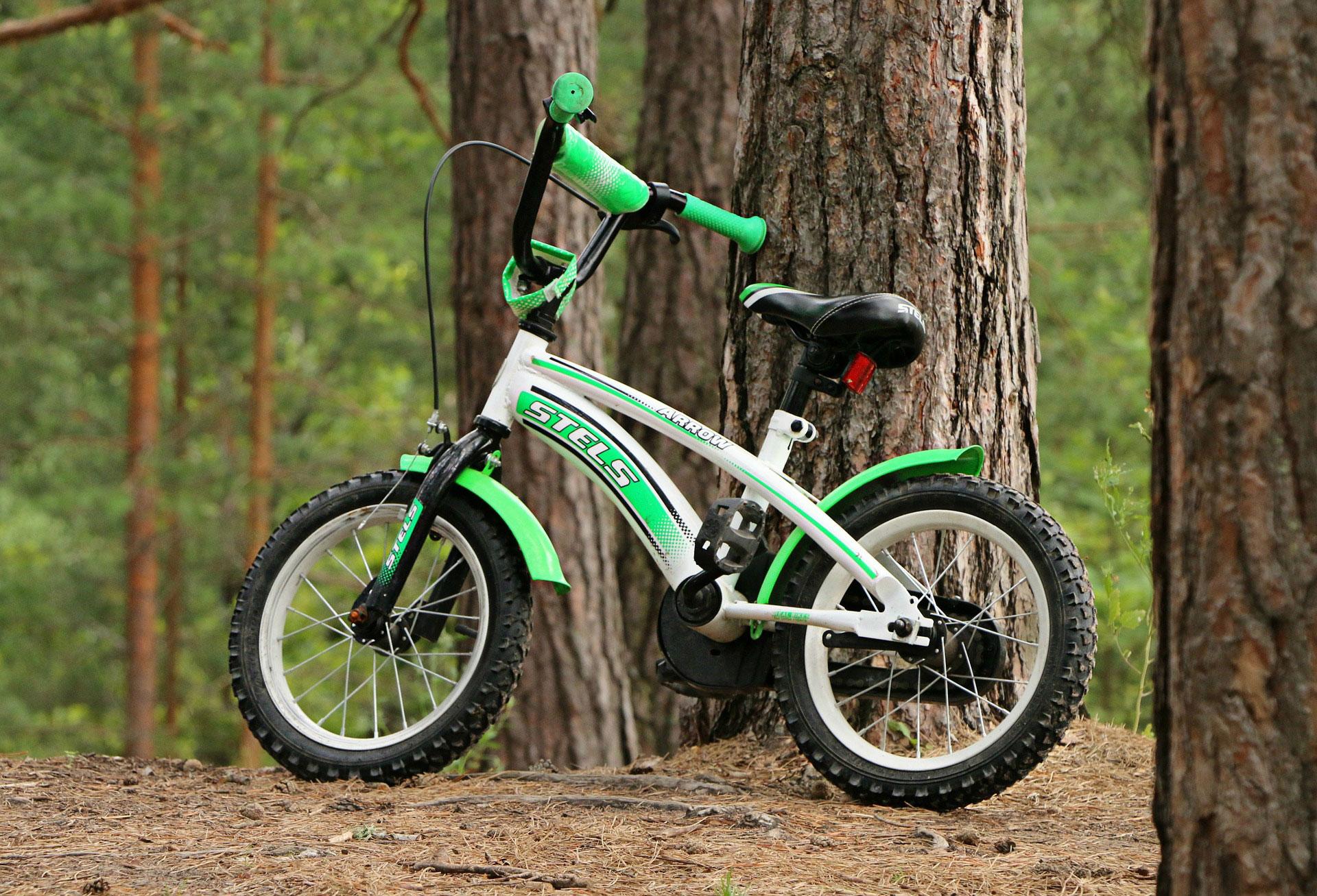 Rower w góry dla dziecka