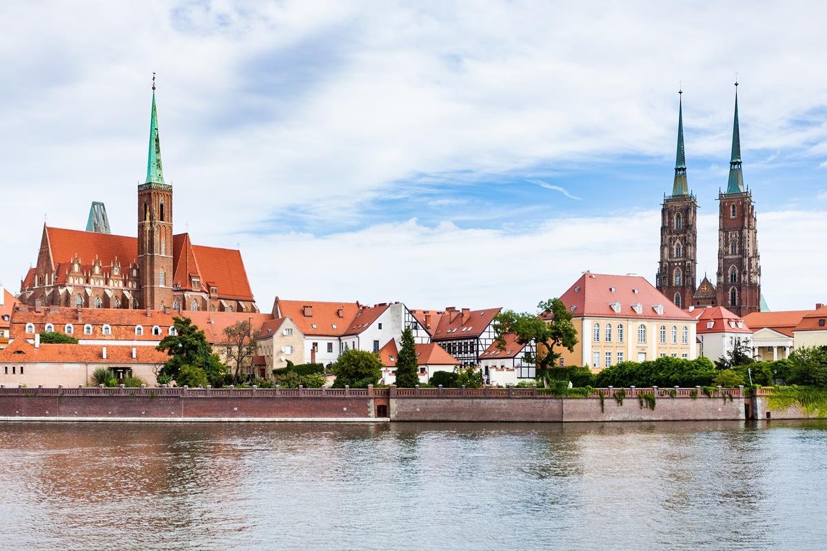 Atrakcje dolnego śląska Wrocław