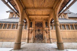 Świątynia Wang Karpacz
