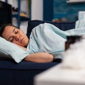 ćwiczenia relaksacyjne przed snem