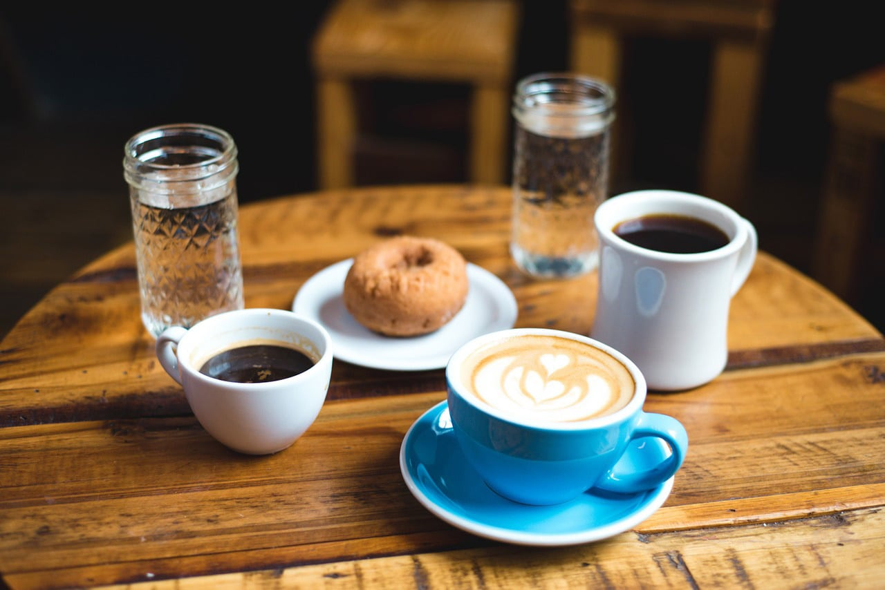 Kawa w domu