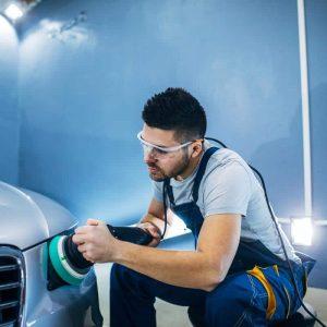 Jak wypolerować lampy samochodu