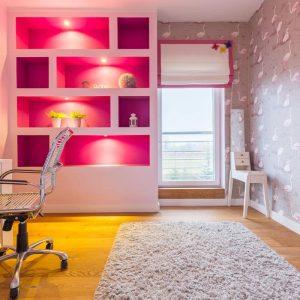 Kolory do pokoju dziewczynki